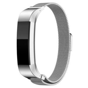 Accessories - For Alta/Alta Hr Silver Milanese Loop Band